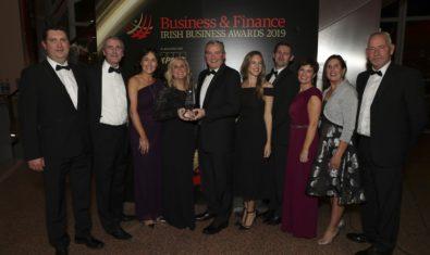Wisetek wins award ITAD Ireland