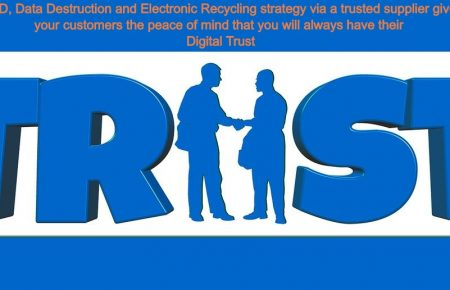 Digital Trust electronic recycling