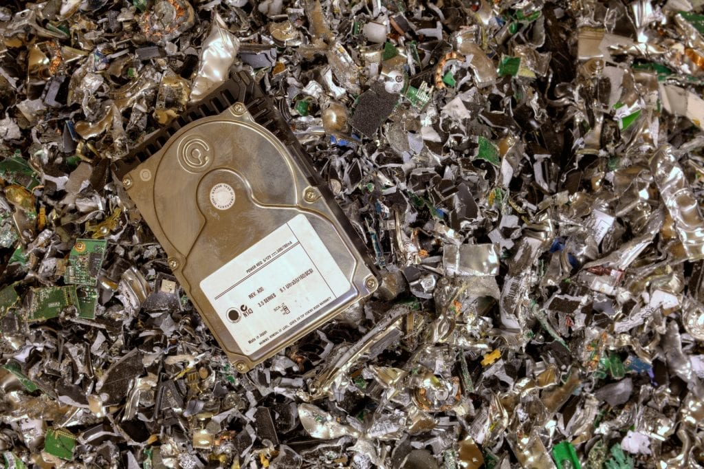 data destruction companies